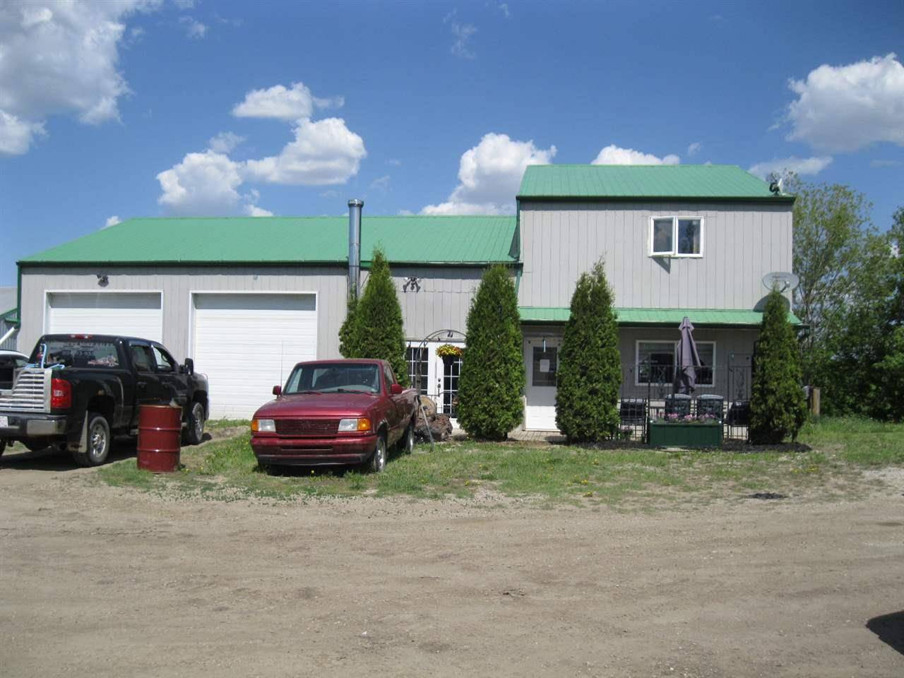 Home for sale at 2230 Twp 540 Rd Rural Lac Ste. Anne County Alberta - MLS: E4174012