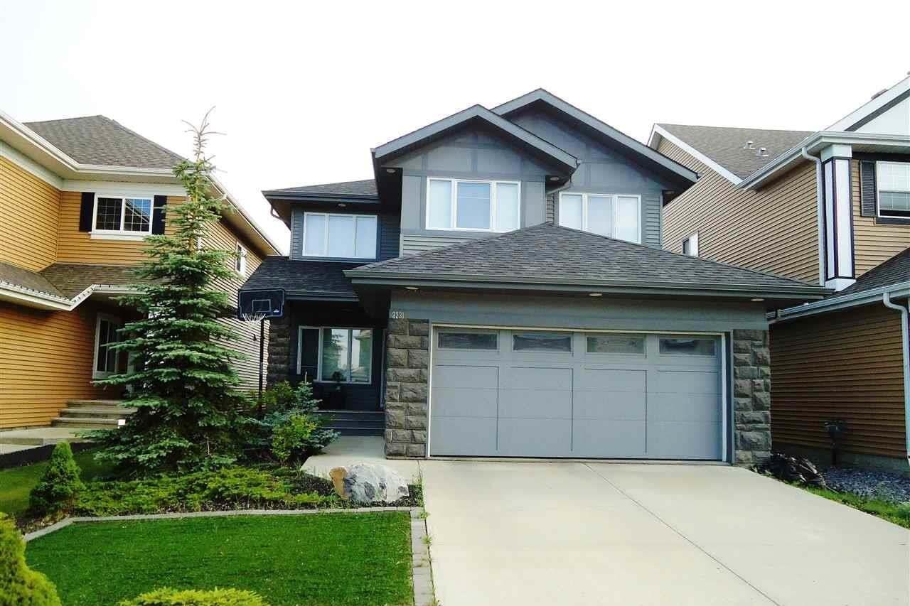 House for sale at 2231 Cameron Ravine Co NW Edmonton Alberta - MLS: E4209621