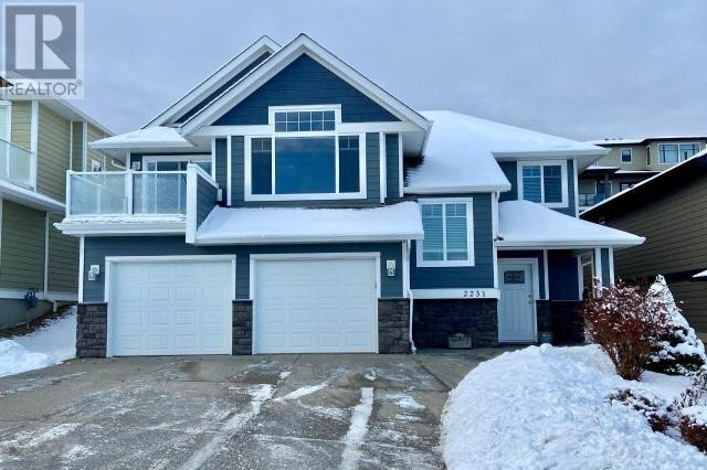 House for sale at 2231 Linfield Dr Kamloops British Columbia - MLS: 160025