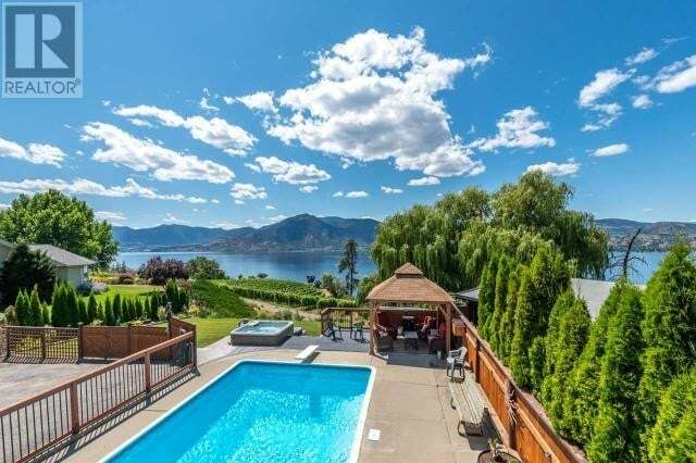 House for sale at 2231 Naramata Rd Naramata British Columbia - MLS: 184934