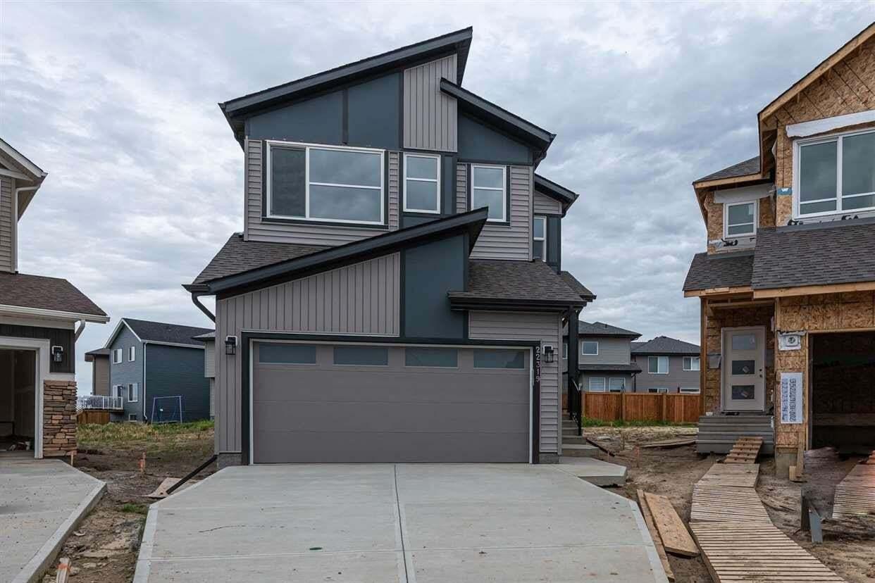 House for sale at 22319 94 Av NW Edmonton Alberta - MLS: E4211644