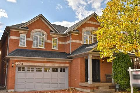 House for sale at 2232 Empire Cres Burlington Ontario - MLS: W4616867