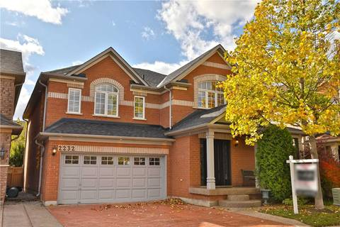 House for sale at 2232 Empire Cres Burlington Ontario - MLS: W4673926