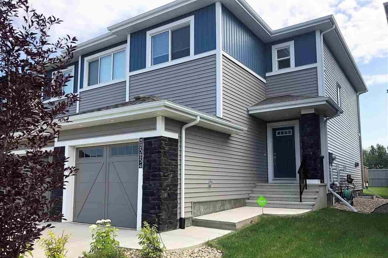 Townhouse for sale at 22325 80 Av NW Edmonton Alberta - MLS: E4208724
