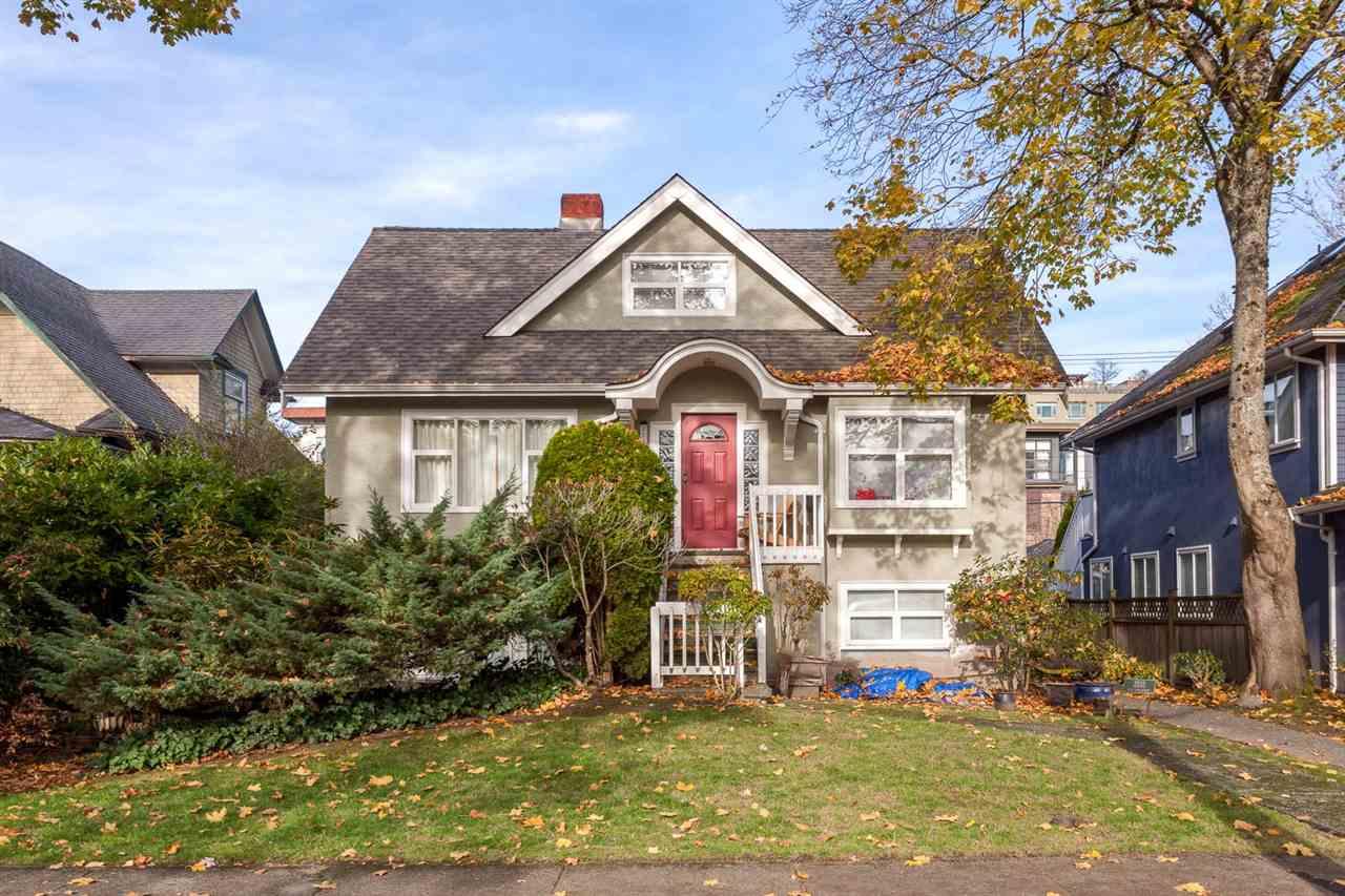 Sold: 2233 W 13th Avenue, Vancouver, BC