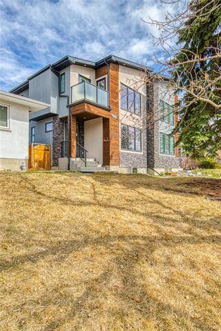Townhouse for sale at 2234 25 Ave Northwest Calgary Alberta - MLS: C4241504