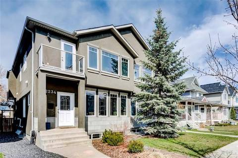Townhouse for sale at 2234 Bowness Rd Northwest Calgary Alberta - MLS: C4279482
