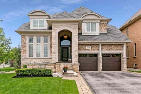 House for sale at 2234 Lyndhurst Dr Oakville Ontario - MLS: W4777996