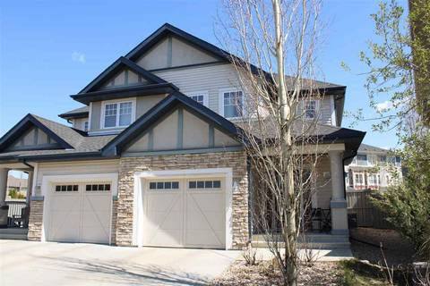 Townhouse for sale at 2235 Austin Wy Sw Edmonton Alberta - MLS: E4157106