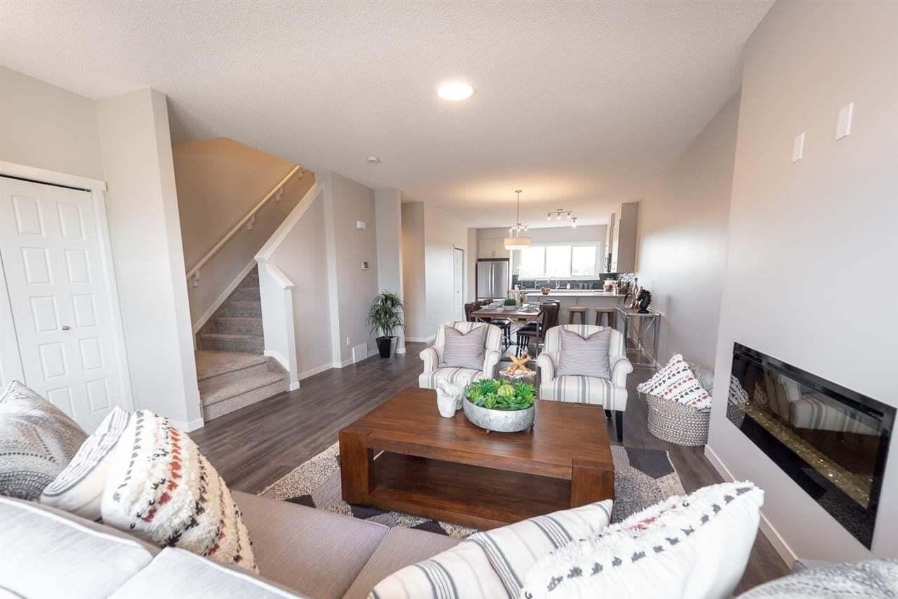 House for sale at 22355 93 Av NW Edmonton Alberta - MLS: E4198403