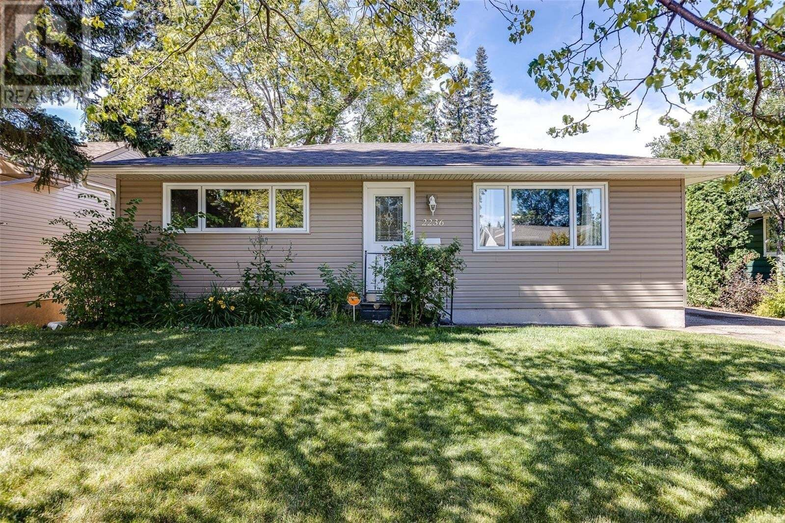 House for sale at 2236 Ewart Ave Saskatoon Saskatchewan - MLS: SK821430