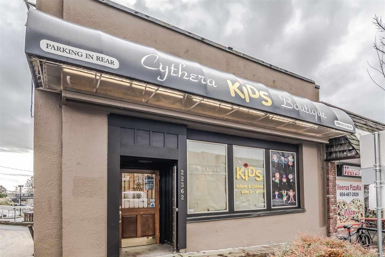 Commercial property for sale at 22362 Lougheed Hy Maple Ridge British Columbia - MLS: C8035428