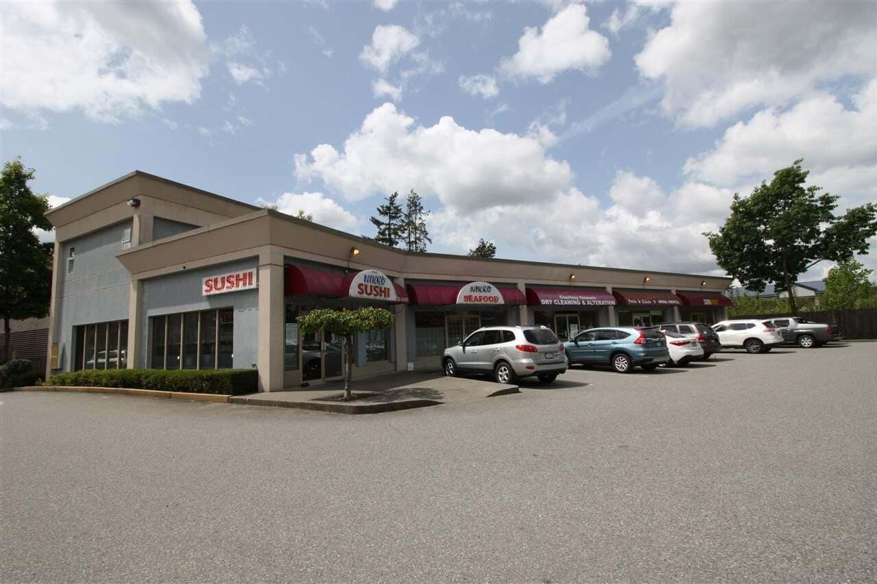 Commercial property for sale at 22372 Fraser Hy Langley British Columbia - MLS: C8033606