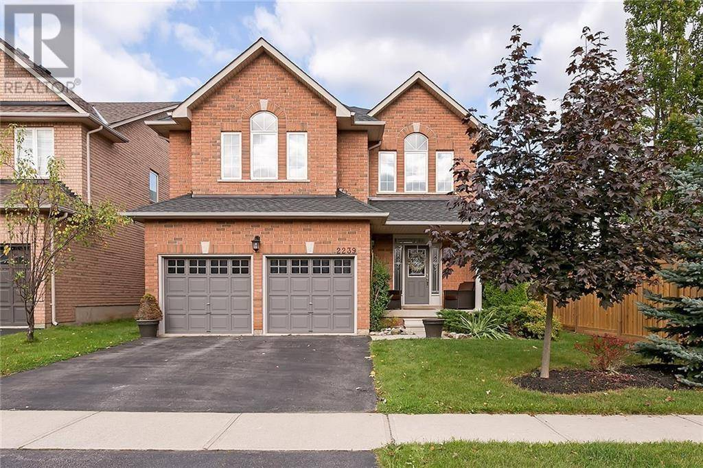 House for sale at 2239 Foxfield Rd Oakville Ontario - MLS: 30773746