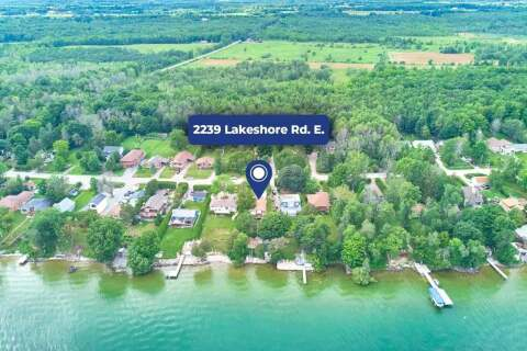 House for sale at 2239 Lakeshore Rd Oro-medonte Ontario - MLS: S4850754