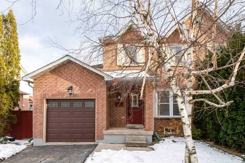 Townhouse for sale at 2239 Maclennan Dr Oakville Ontario - MLS: W4697156