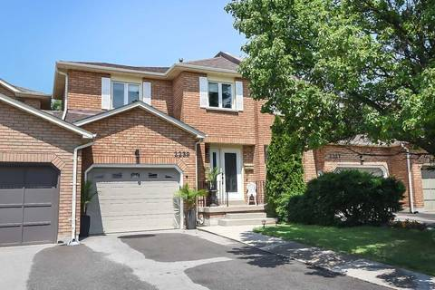 Townhouse for sale at 2239 Shipwright Rd Oakville Ontario - MLS: W4521609