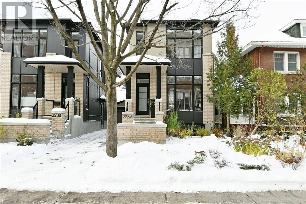 House for sale at 223 Glebe Ave Ottawa Ontario - MLS: 1175250