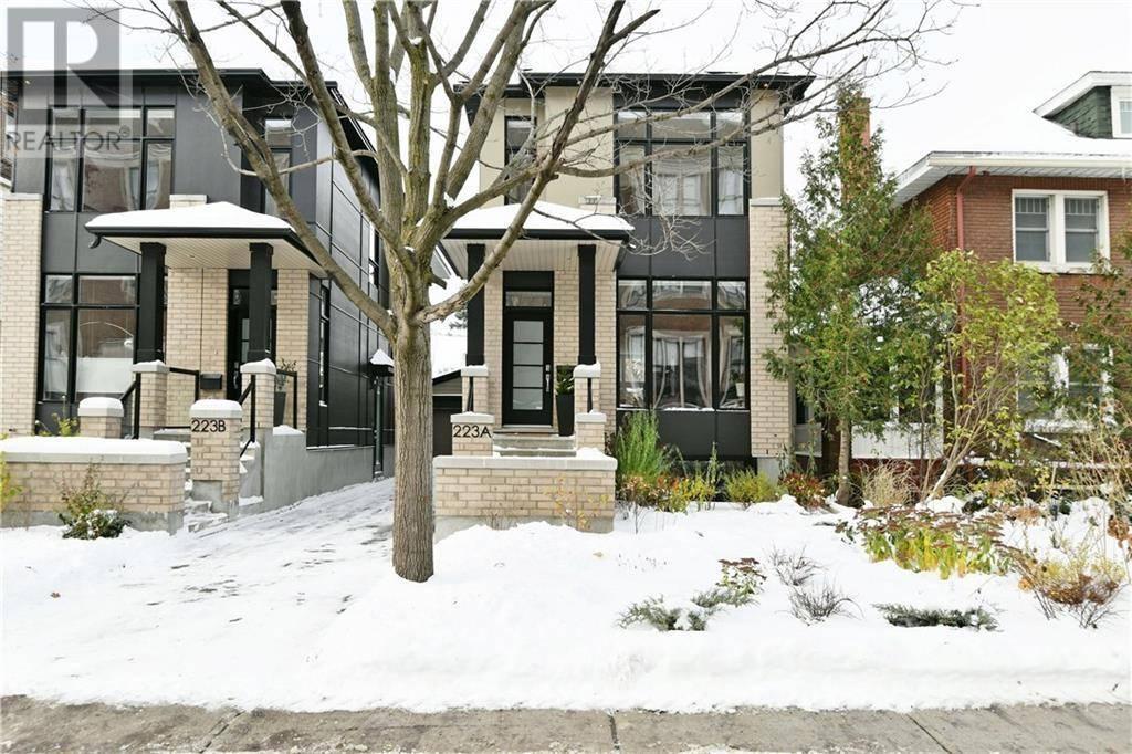 House for sale at 223 Glebe Ave Ottawa Ontario - MLS: 1175250