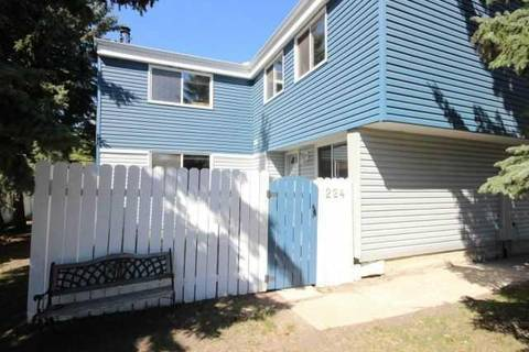 Townhouse for sale at 14707 53 Ave Nw Unit 224 Edmonton Alberta - MLS: E4162351