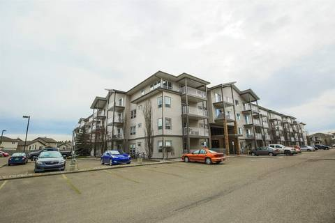 Condo for sale at 151 Edwards Dr Sw Unit 224 Edmonton Alberta - MLS: E4156945