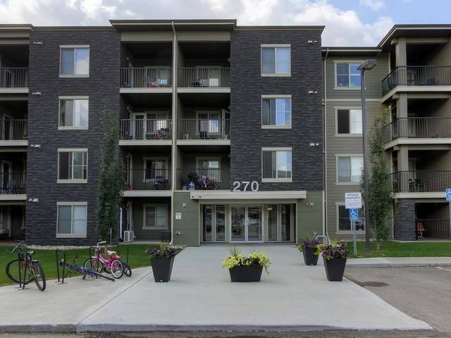 Condo for sale at 270 Mcconachie Dr Nw Unit 224 Edmonton Alberta - MLS: E4169922