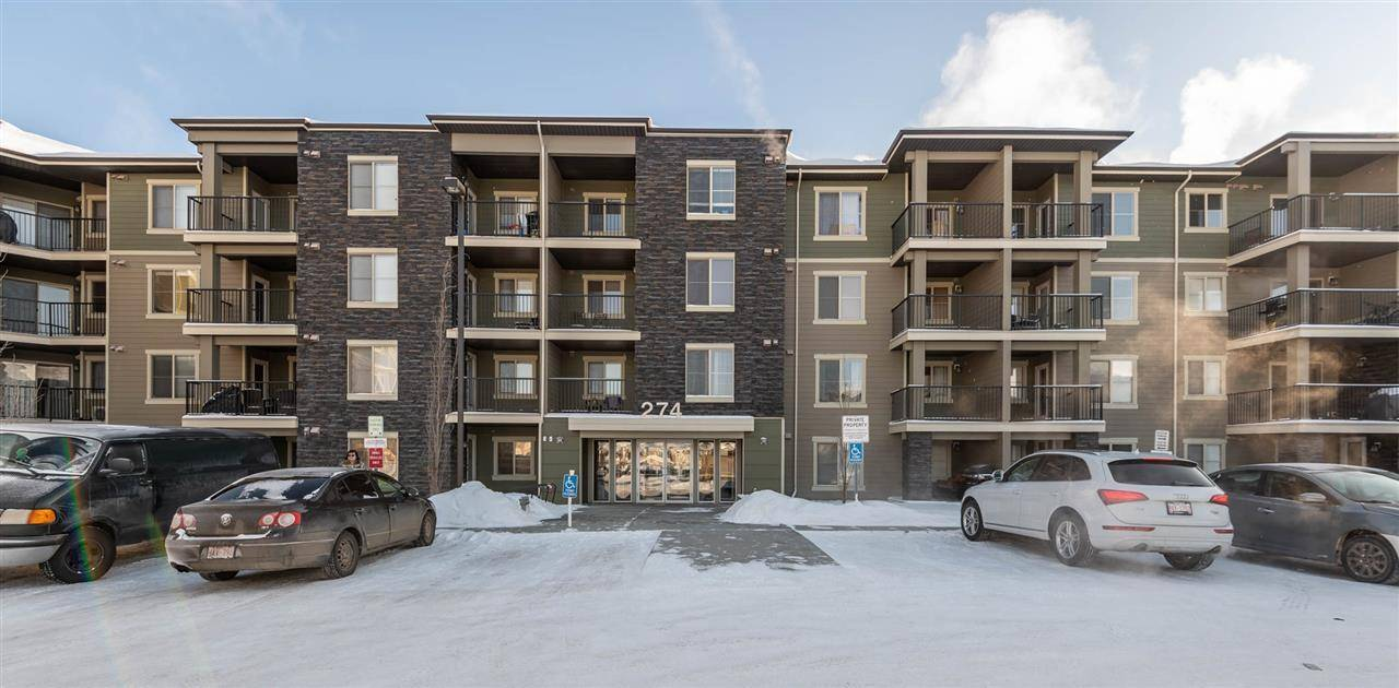 Condo for sale at 274 Mcconachie Dr Nw Unit 224 Edmonton Alberta - MLS: E4177409