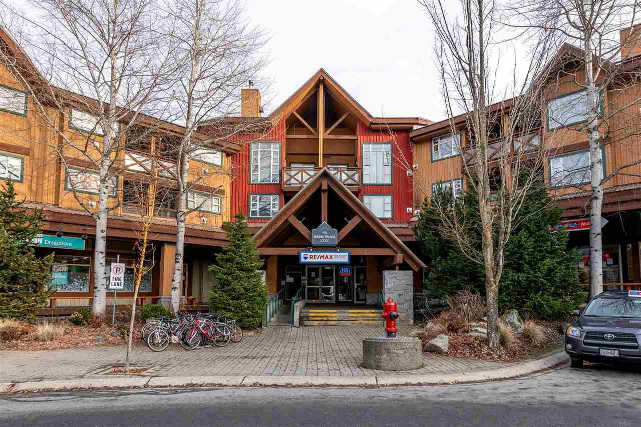 Buliding: 4360 Lorimer Road, Whistler, BC