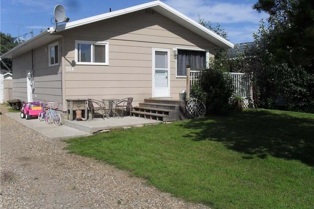 House for sale at 224 4th Sw Ave Manning Alberta - MLS: GP208494