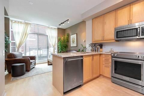 Apartment for rent at 901 Queen St Unit 224 Toronto Ontario - MLS: C4636495