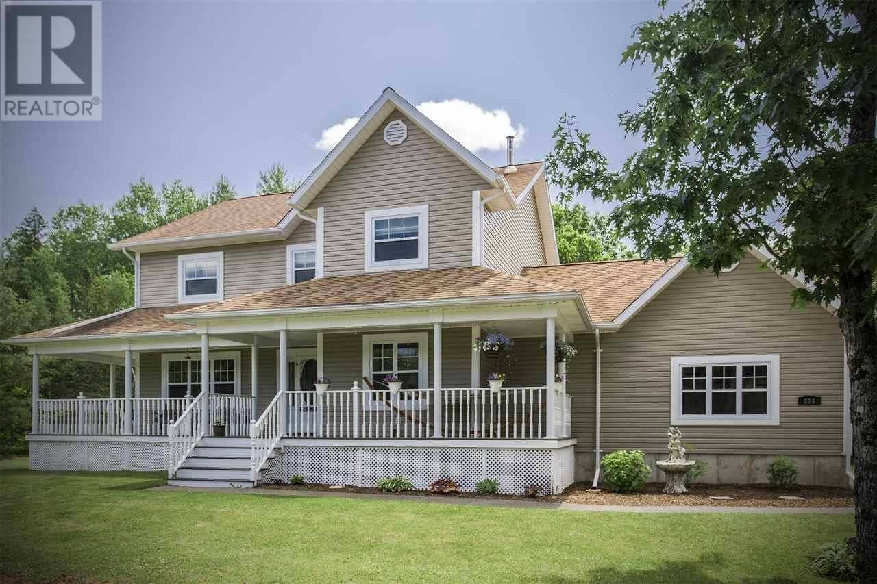 House for sale at 224 Adam Dr South Farmington Nova Scotia - MLS: 201910408