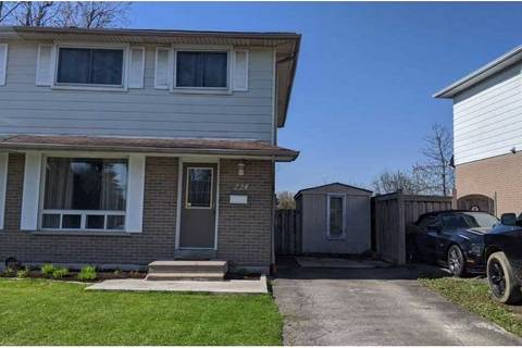 Townhouse for sale at 224 Archdekin Dr Brampton Ontario - MLS: W4754380