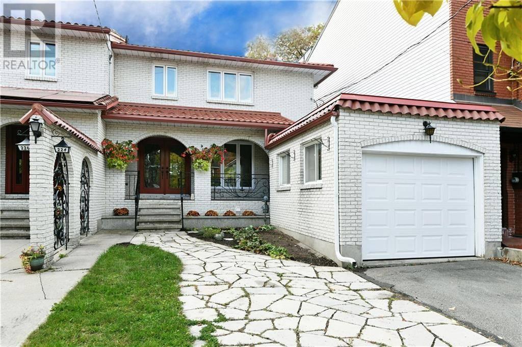 House for sale at 224 Blackburn Ave Ottawa Ontario - MLS: 1171647