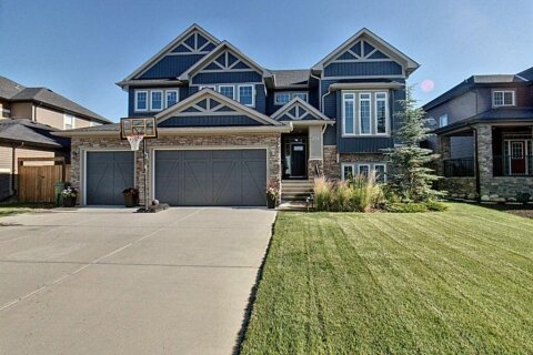 House for sale at 224 Boulder Creek Dr Langdon Alberta - MLS: A1016032
