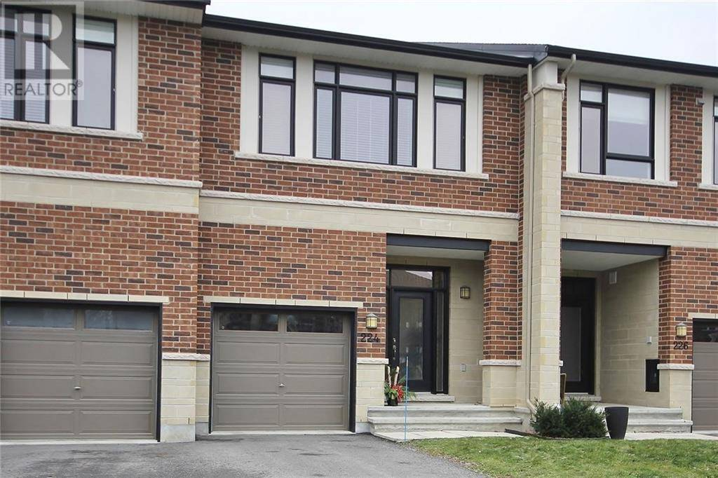 Townhouse for sale at 224 Cooks Mill Cres Ottawa Ontario - MLS: 1176762