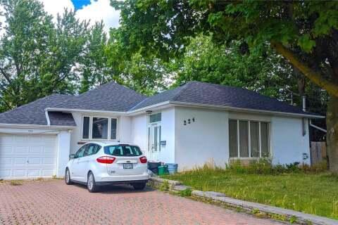 House for sale at 224 Crestwood Rd Vaughan Ontario - MLS: N4861673