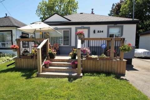 House for sale at 224 Crockett St Hamilton Ontario - MLS: X4800538