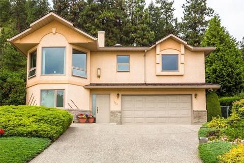 House for sale at 224 Crossridge Cres Kelowna Bc British Columbia - MLS: 10187028