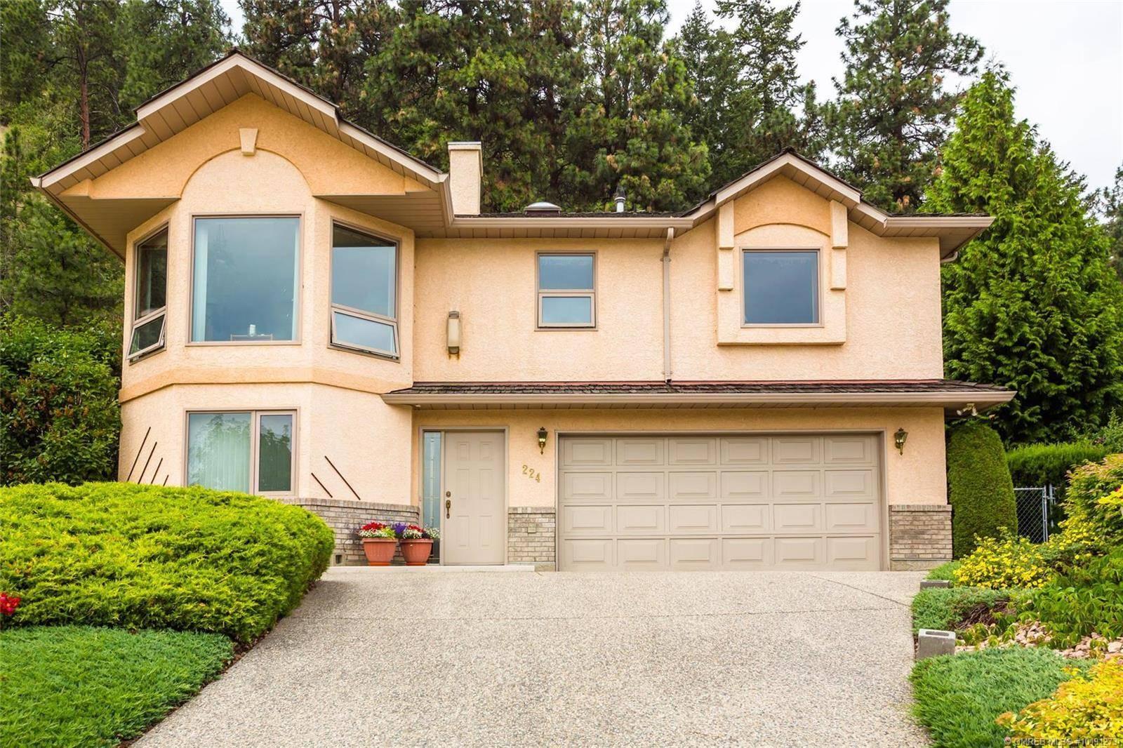 House for sale at 224 Crossridge Cres Kelowna Bc British Columbia - MLS: 10191273