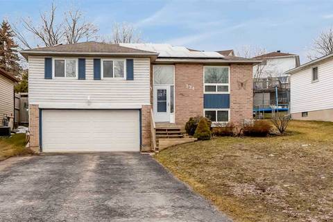 House for sale at 224 Edgehill Dr Barrie Ontario - MLS: S4720437