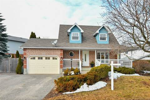 House for sale at 224 Elmwood Cres Orangeville Ontario - MLS: W4720407