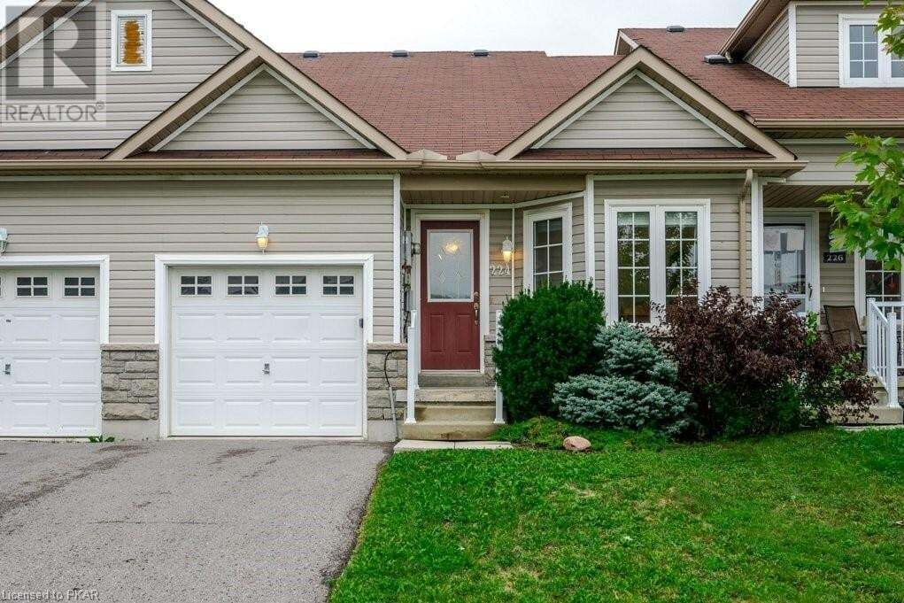 House for sale at 224 Evans Dr Peterborough Ontario - MLS: 40023239