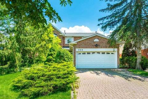 House for sale at 224 Longwood Dr Caledon Ontario - MLS: W4515587