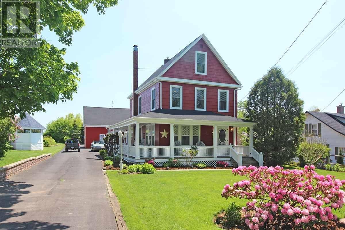 House for sale at 224 Main St Middleton Nova Scotia - MLS: 202002996