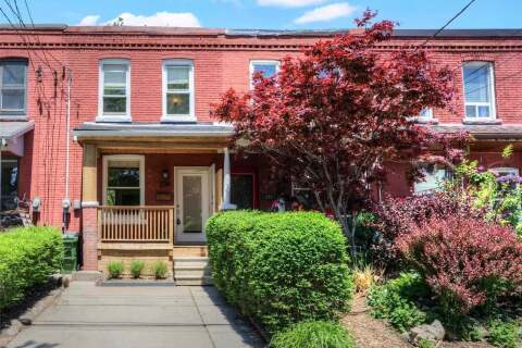 Townhouse for sale at 224 Maria St Toronto Ontario - MLS: W4778706