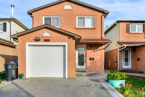 House for sale at 224 Martindale Cres Brampton Ontario - MLS: W4608210