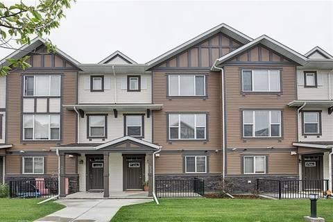 Townhouse for sale at 224 New Brighton Walk/walkway Southeast Calgary Alberta - MLS: C4263394