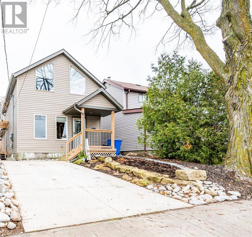 House for sale at 224 Oxford St Woodstock Ontario - MLS: 243853