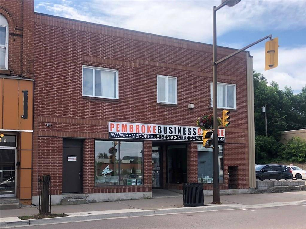 Commercial property for lease at 224 Pembroke St W Pembroke Ontario - MLS: 1160885