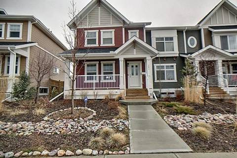 Townhouse for sale at 224 Sunset Rd Cochrane Alberta - MLS: C4262423